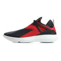 Tenis Nike Air Jordan Fly 89 Negro Rojo Sneakers Basketball