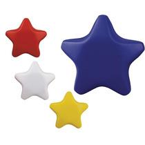 12 Figuras De En Forma De Estrella De Cinco Picos Antiestres