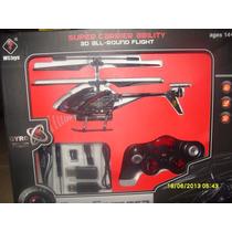 Micro Helicoptero R.c. Wl Toys S977 Grava Video, Toma Fotos