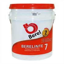 Pintura Vinilica. Berelinte 8003-6 Base Deep (1 Cub)