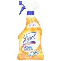 Lysol Poder Kitchen Cleaner 22 Oz