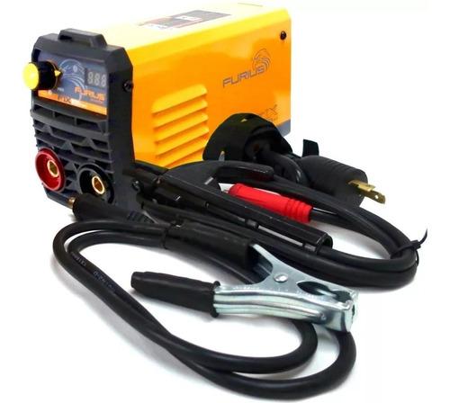 Soldador Inversor Mini Fix181 180 A 110/220v Ele Y Tig Fix181 Mini