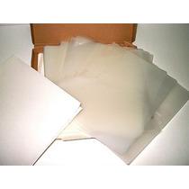 100 Bolsas P Laminadora / Enmicadora Tamaño Tabloide 12 X18
