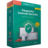 Antivirus Kaspersky Internet Security 2019 Licencia 1 Pc