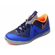 Tenis Nike Lebron St Ii Hyper Blue-stadium Con Caja Original
