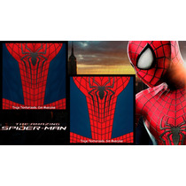 Disfraz / Cosplay Para Coser De Spiderman Version Andrew Gar