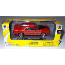 1:43 Dodge Challenger Concept 2006 Naranja New Ray