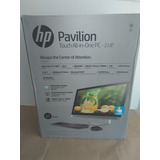 Hp Pavilion Touch All-in-one I7 Pc 23.8 Hp-10