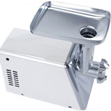 Molino De Carne Electrico Embutidor Kubbe Blanco Cookinex Bf