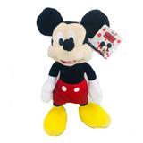 Mickey Mouse Peluche  Clasico 45 Cm Original  Disney