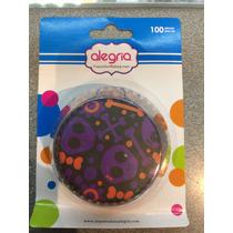 Capacillos Para Cupcakes Estándar Halloween 100pieza