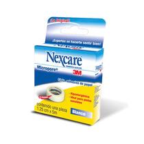 Cinta Micropore Blanca Primeros Auxilios Curacion Nexcare 3m