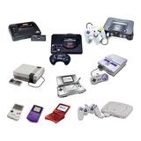 Super Coleccion Emuladores Mame Consolas N64 Clasicas Arcade