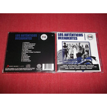 Los Autenticos Decadentes - Rock Latino Cd Imp Ed 2012 Mdisk