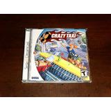 Crazy Taxi Para Sega Dreamcast