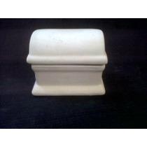 30 Alhajeros-cofres De Ceramica En Blanco Para Pintar