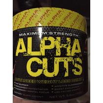 Alpha Nutrition Alpha Cuts Pre Workout 30 Servicios