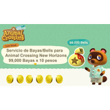 Animal Crossing New Horizons Switch Bells / Bayas O Tickets
