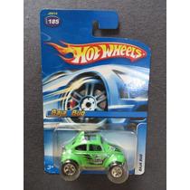 Hot Wheels - Wolkswagen Baja Bug, Vocho, Escarabajo