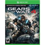 ..:: Gears Of War 4 Para Xbox One En Español :...
