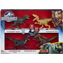 Jh Jurassic Park-jurassic World 2015 Toy Set Velociraptor