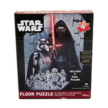 Star Wars Kylo Ren Rompecabezas De Piso 91cm 46pzs Original