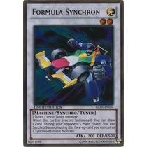 Formula Synchron - Gld5-en034 - Gold Rare
