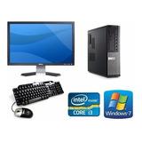 Super Remate Core I3 Baratas 8gb Ram 320hdd  Monitor Lcd