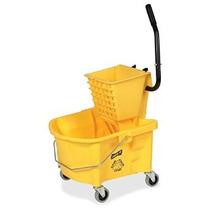 Genuine Joe Gjo60466 Splash Guardia Mop Bucket / Escurridor