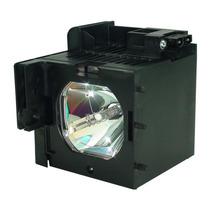 Lámpara Con Carcasa Para Hitachi Lp600 Televisión De