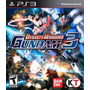 Dynasty Warriors Gundam 3 - Playstation 3