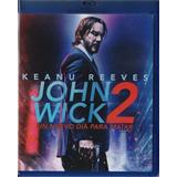 John Wick 2 Un Nuevo Dia Para Matar Pelicula Blu-ray