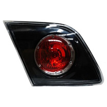 Calavera Mazda 3 2008-2009 Hatchback Interior Roja Izquierda