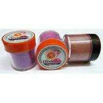 50 Pzs Polvo Acrílico Colección Mc Nails Surtido Colores