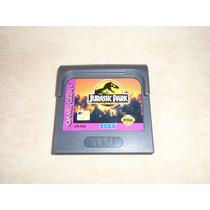 Jurassic Park Sega Game Gear +++