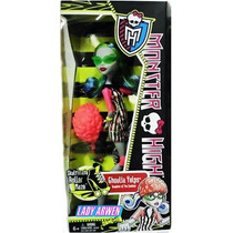 Monster High Roller Maze Ghoulia Yelps En Patines Operetta