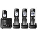 Telefono Inalambrico Panasonic Kx-tgd394c Dect 6.0