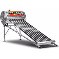 Calentador Solar Solaris 84 Litros 8 Tubos Por Gravedad