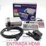 Mini Consola 8 Bits Hdmi Con 600 Juegos Tipo Nes Cool Baby