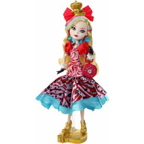 Ever After High Apple White, Way To Wonderland-mattel- Nueva