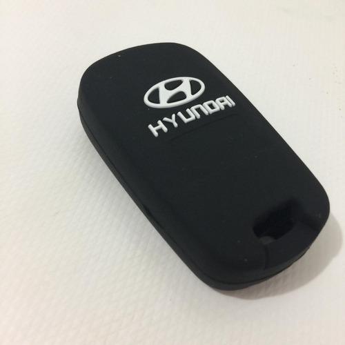 Funda De Silicon Llave Hyundai Accent Elantra Sonata Attitud Foto 5