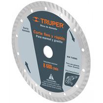 Disco Rin Turbo Usos Generales 7 Pulgadas Truper 12981