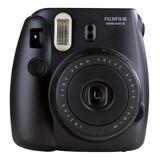 Cámara Análoga Instantánea Fujifilm Instax Mini 8 Black