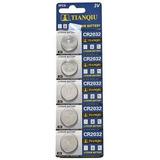 5 Pilas Baterias Cr2016 Cr2025 Cr2032 3v Litio Cpu Relojes