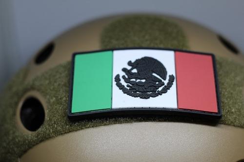 c4d7450e1185 20 Parche Pvc 3d Contactel Mexico Color Uniforme en venta en ...