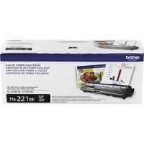 Toner Brother Tn221bk Negro P/laser Hl-3140cw Hl-3170cd