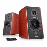 Monitores Estudio Edifier R2000db Color Madera