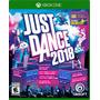 Videojuego Just Dance 2018 Xbox One Ibushak Gaming