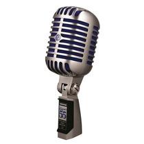 Micrófono Clásico Shure Super 55