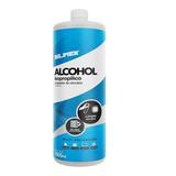 Alcohol Isopropílico Silimex Botella De 1 Litro 99% De Pureza Para Limpieza Interna De Equipo De Cómputo Y Electrónica